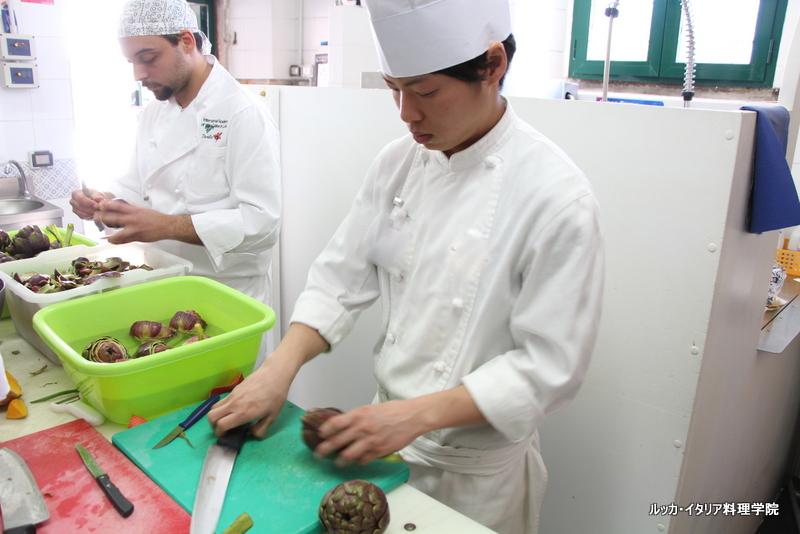 ルッカ料理学院45期_04012015_1