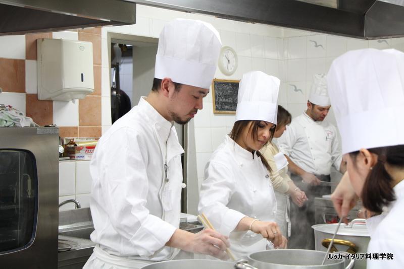 ルッカ料理学院45期_04012015_2
